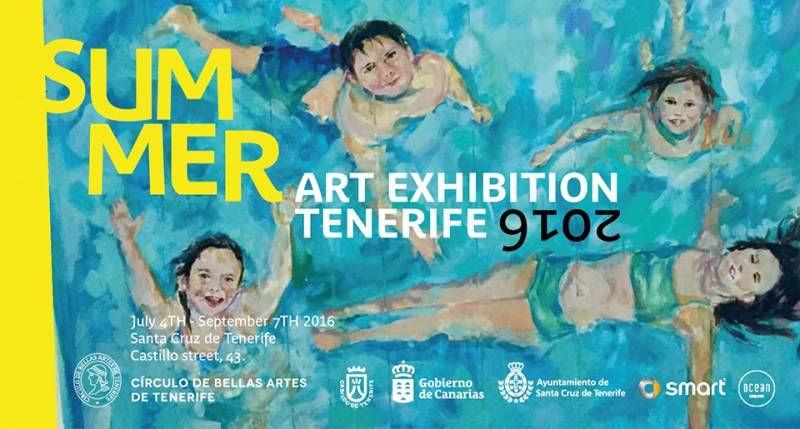 0_Summer Exhibition Tenerife_poster-w